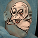Casper the Friendly Ghost Facepaint Mini Movie! por hawhawjames