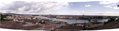 Panorámica de Budapest