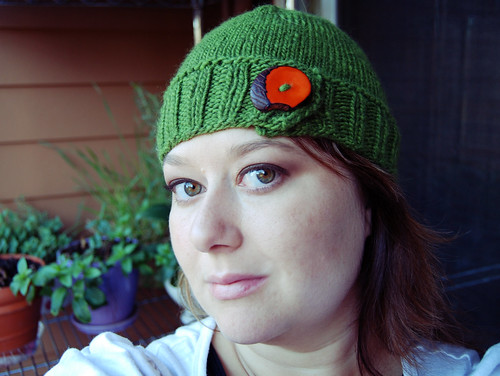 Button Hat!