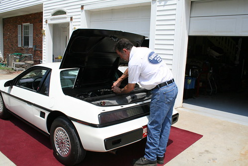 Smokey Yunick Fiero