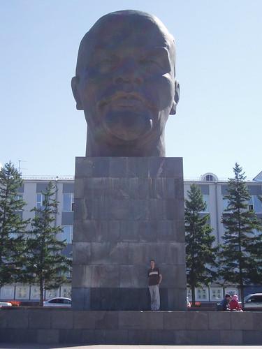 Lenin's Head - 1