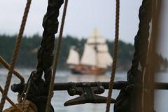 A Step Back in Time (edensgate) Tags: washington ship tall rigging matheson photofaceoffplatinum pfogold