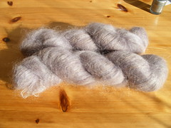 laceweight mohair