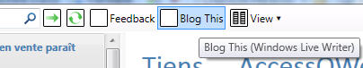 rickreader windows live writer