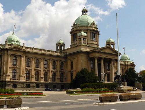 Парламент Републике Србије