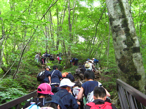 Hiking in Nasu 2