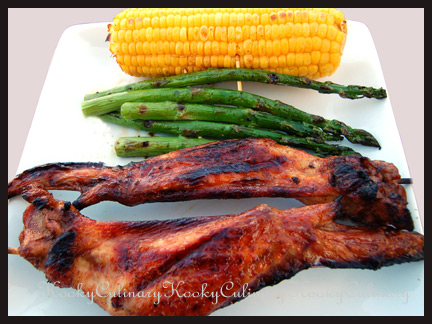 Grilled Wing Platter