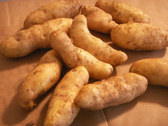 fingerling schmingerling potatoes...