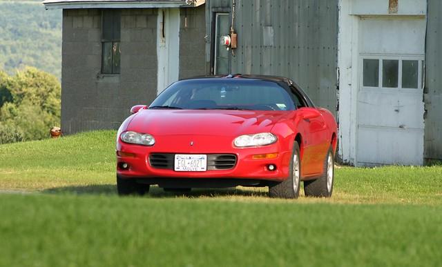 2001 chevrolet camaro chevy z28 ls1 fbody
