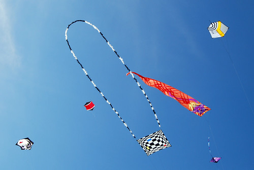 45-Checkerboard Kite