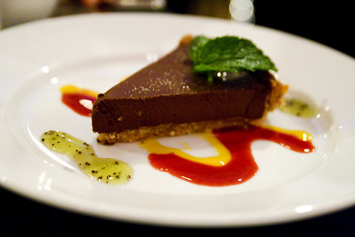 Melt-in-your-mouth Chocolate Tart