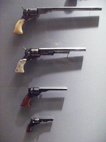 Colt Model Revolvers - 2803918499_ed60e7b9d9_s