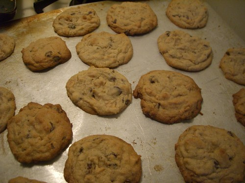 Award Winning Soft Chocolate Chip Cookies from allrecipes