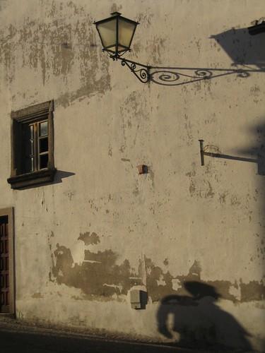 sombras en Miranda do Douro