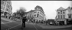 (giuli@) Tags: uk blackandwhite bw film bicycle wales analog geotagged cyclist iso400 horizon trix cardiff panoramic 400tx ciclista bici kodaktrix crossroads horizon202 bicicletta galles trix400 kodaktrix400 blackandwhitefilm giuliarossaphoto bncitt cardiffcitycentre noawardsplease nolargebannersplease geo:lat=51481536 geo:lon=3179308