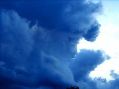 Blue on Blue (mountainbeliever) Tags: clouds colorado skies blues fourcorners stormclouds stormyskies blueonblue cloudydays moreblue allblue perfectsunsetssunrisesandskys coloradothunderstorms