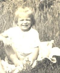 Rhonda at age 3