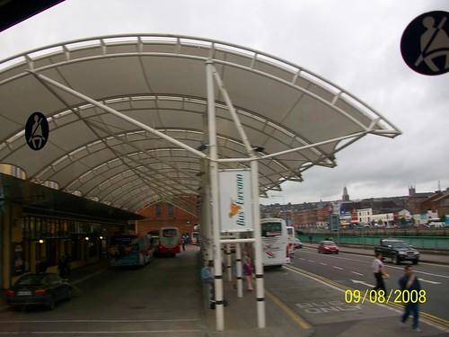 Ireland  Cork - bus station