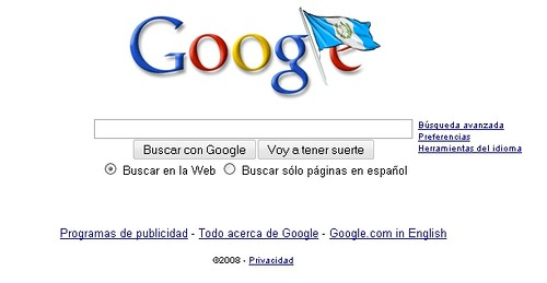 google guatemala