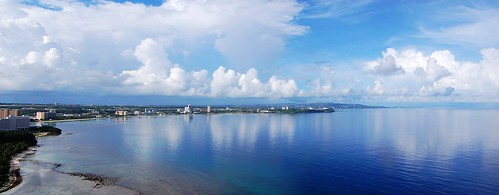 Tumon Bay from Two Lovers Point