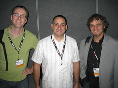 David Alston, Michael Brito, Tac Anderson
