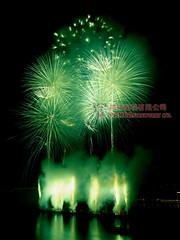 Green Machine (EpicFireworks) Tags: light stars fireworks firework burst pyro 13g epic barrage pyrotechnics