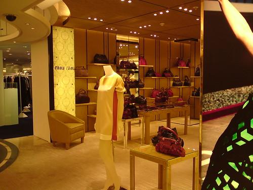 Shoppingparadiset