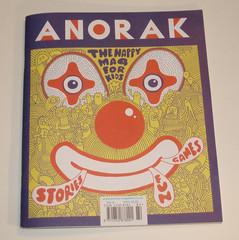 Anorak Magazine #8
