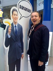 Free Bananas at Conservative Party Conference