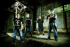 Manok ni Ambo - Band Promotional (Ryan Macalandag) Tags: music band tokina1224f4 strobist nikond80 bandpromotional ryanmacalandag manokniambo ryanmacalandagblogspotcom