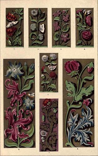 13- Siglo XVI- Adornos florales