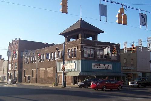 Alhambra Theatre, Shelbyville