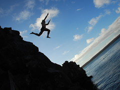 Boris Jumping Off Cliff, Prince Phillips Steps...