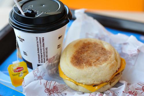 McDonald's Value Breakfast, Nikon D90 Full-Sized Sample -- DSC_0004