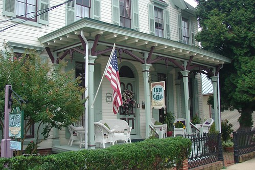 Inn at the Canal Bed & Breakfast