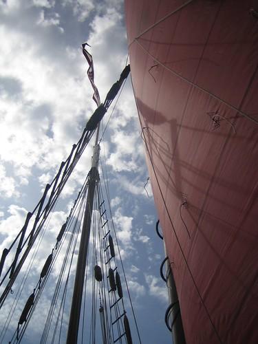 Mast & Sail