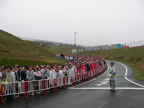 2007年予選後