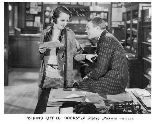 Behind Office Doors (1931)