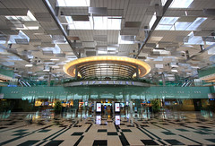 Changi Airport Terminal 3 (A Sutanto) Tags: travel building architecture design airport singapore interior terminal sin t3 changi sg terminal3 departure changiairport