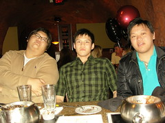 The melting Pot (-bLy-) Tags: birthday melting carlton room pot ritz billy dining 23