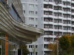 Marzahn (Fimbulfamb) Tags: berlin architecture germany blocks eastberlin plattenbauten ostberlin marzahn wohnblcke