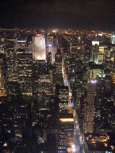 NY de noche 2