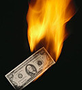 Are you Burning Your Money with Self Sabotage?
