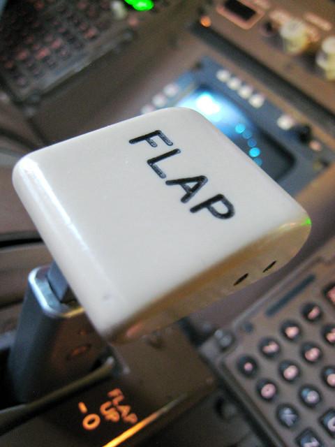 Flap Handle