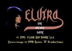 Elvira: The Arcade Game screenshot #2
