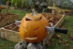 Pumkin Horrors (sn_75) Tags: halloween pumpkin 2008 horrors