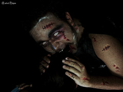 Zombie (NeoGaboX) Tags: halloween de death noche living scary zombie horror terror fantasma brujas muerto viviente espantos neogabox