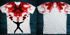 The Release (imedia51) Tags: red by design blood release tshirt soul humans dbh designbyhumans