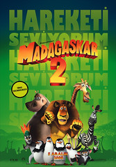 Madagakar 2 Madagascar: The Crate Escape Africa (2008)