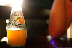 (irwincine) Tags: california light orange sun sunlight zeiss 35mm canon screw cafe long drink jena mount longbeach carl m42 ddr flektogon 24 dslr 35 refreshing liquid dsl lbc pellegrino f24 czj 40d
